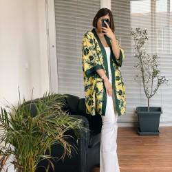 Flower Honey Kimono